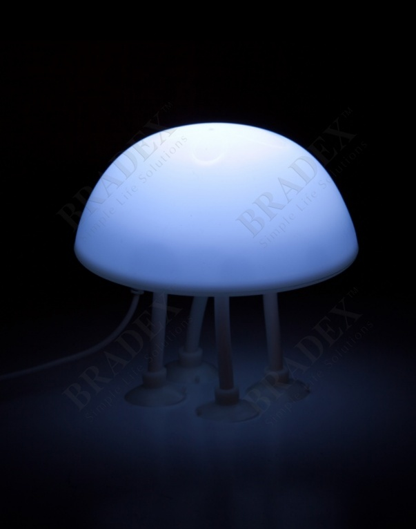 Ночник «медуза» (jellyfish nightlight)