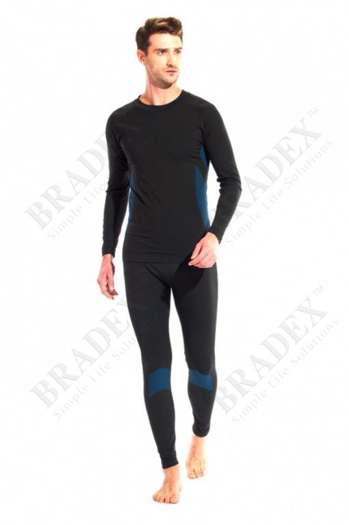 Комплект термобелья мужской, размер xxl (set of thermal underware for men)