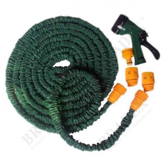 Шланг с лейкой «pocket hose ultra», 22 метра (pocket hose ultra xhose 75 feet)
