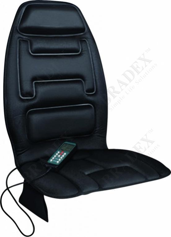 Накидка массажная на кресло «формула отдыха нью» (seat massage cushion)