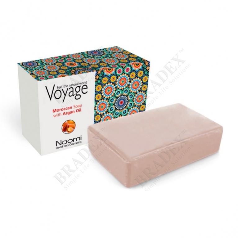 Мыло «путешествие в марокко» (voyage natural soap)