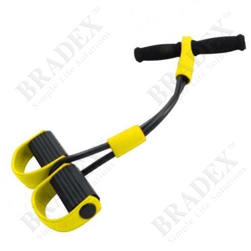 Тренажер для фитнеса с эспандерами «фитнес-тренер» (body trimmer)