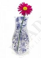 Ваза складная «сердечки» (foldable vase)