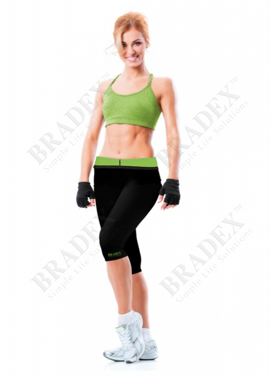 Леггинсы для похудения «body shaper» (xl) (body shaper)