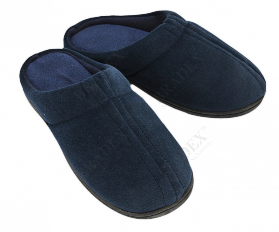 "Тапочки с ""памятью"", размер: 40-41 «комфорт» (memory foam slipper, 28 cm)"