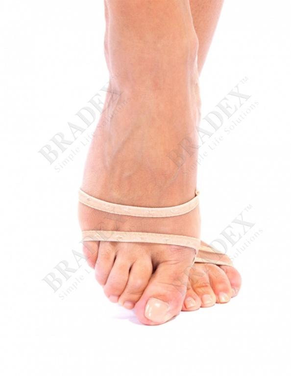 Носочки мини с антискользящими подушечками «самуи» (socks mini)