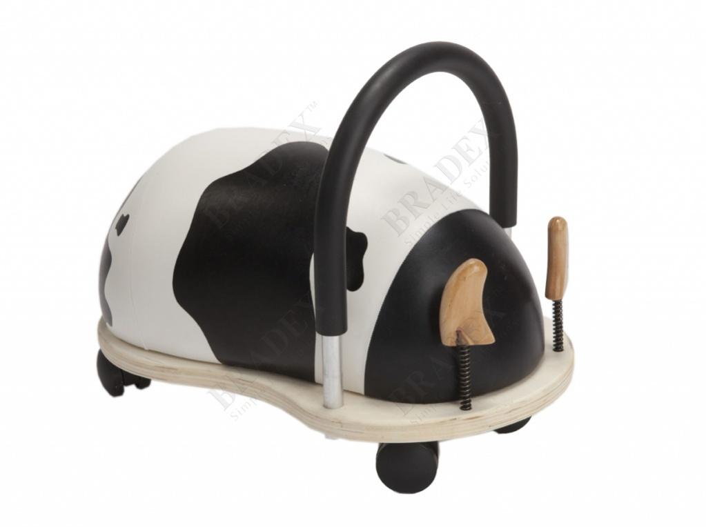 Каталка детская без двигателя бычок «бугикар» (boogie car (moo))