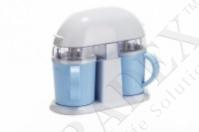 Мороженица «двойное удовольствие» (double ice cream maker)
