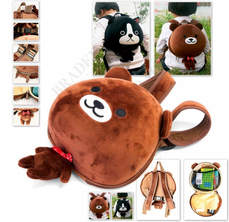 Ранец детский «мишутка» (kid's bag bear)