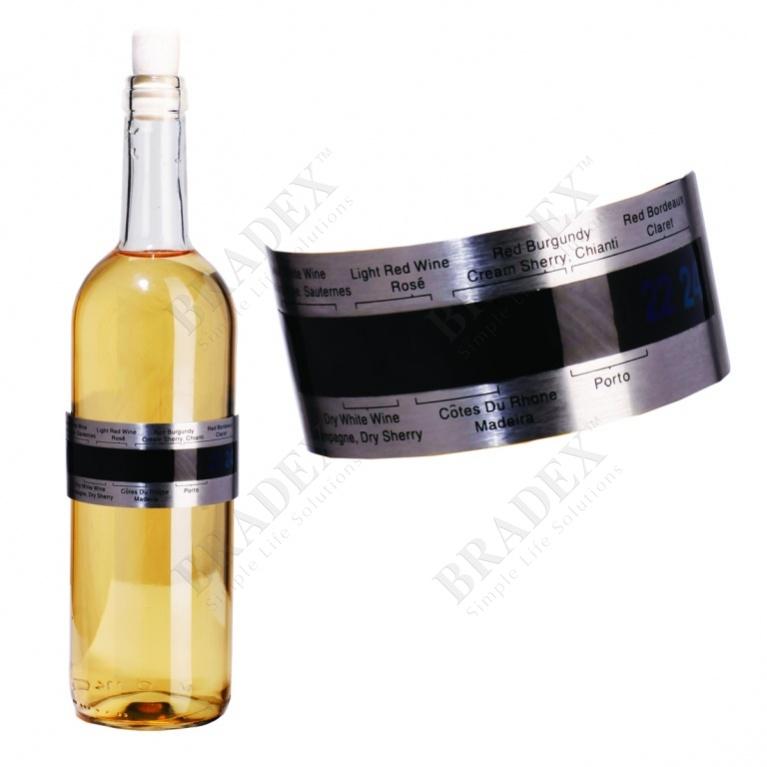 Термометр для вина «суаре»