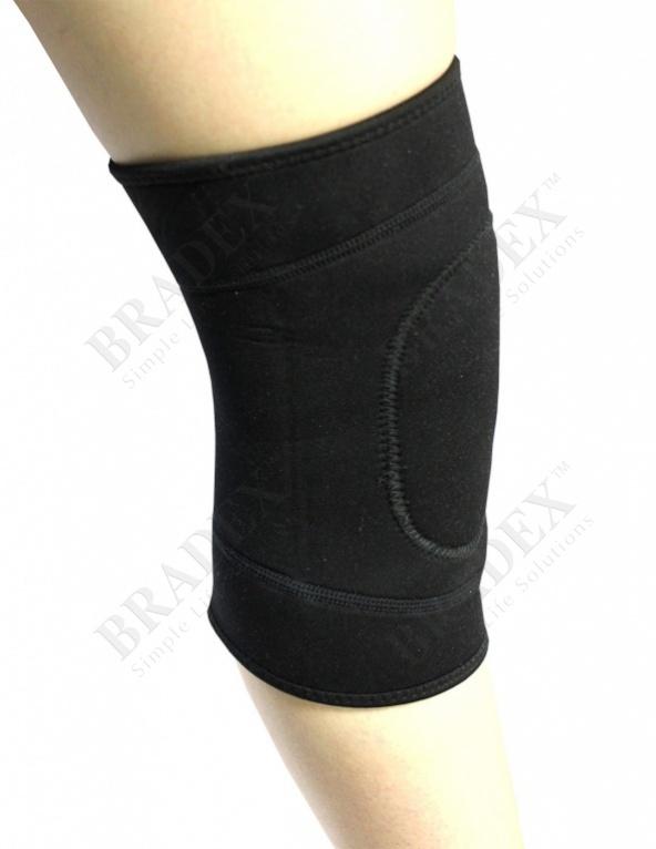Наколенник утягивающий с ионами меди (copper compression wear for knee)