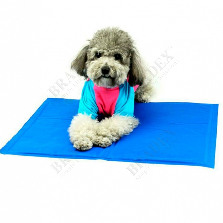 Коврик охлаждающий 90х50см (chilly pet cooling mat / dog cooling pad 90x50cm)