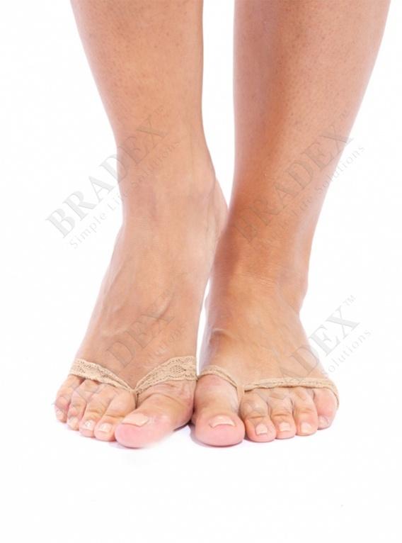 Носочки мини с антискользящими подушечками «мале» (socks mini)