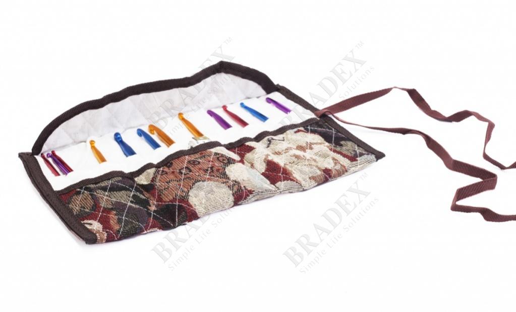 Набор крючков для вязания «мастерица» (crochet hooks packet 29x17cm)