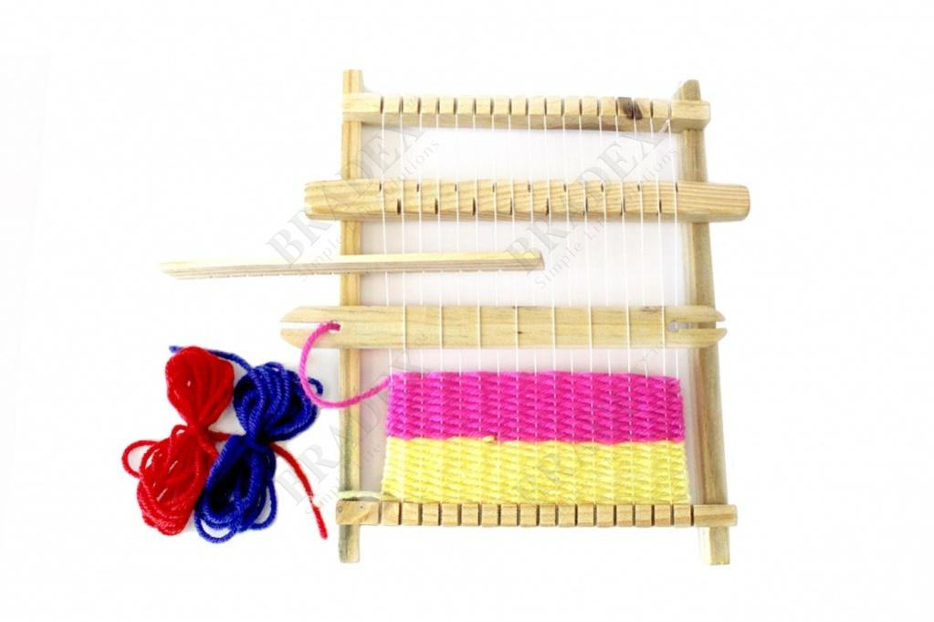 Набор для творчества «ткацкий станок» (russian manufacturer)