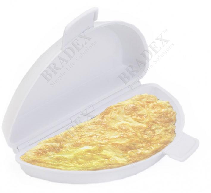 Омлетница для микроволновки «английский завтрак» (microwave omelette maker)