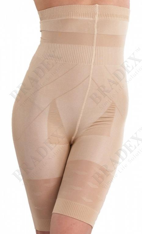 Шорты утягивающие xxxl «эффект» (slimming pants, xxxl size)