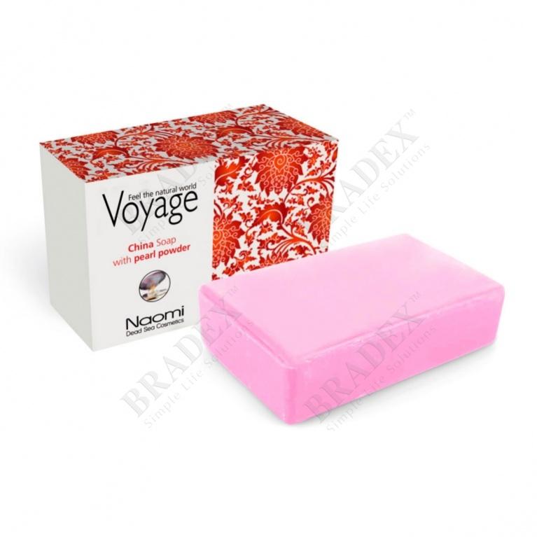 Мыло «путешествие в китай» (voyage natural soap)