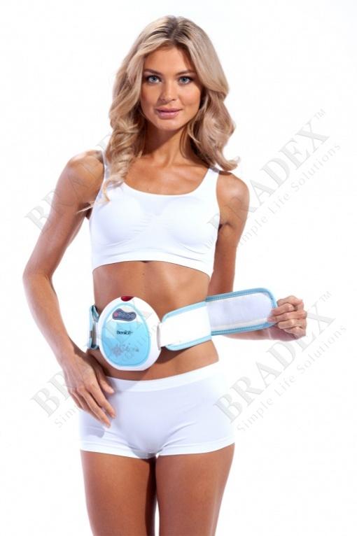 Пояс массажный с инфракрасным излучением «мини слимминг» (benice mini slimming massager)