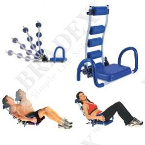 Тренажер для мышц живота, с фиксированным сиденьем «пресс» (ab execiser)