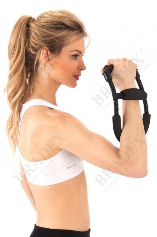 Тренажер для запястья «железная хватка» (power wrist)