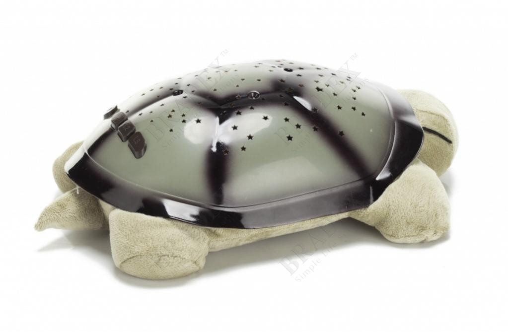 Ночник-проектор «звездная черепашка» (turtle light projection night lamp)