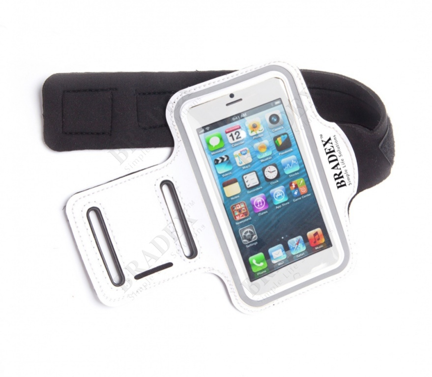 Чехол для телефона с креплением на руку, 130*75 мм (mobile phone armband)
