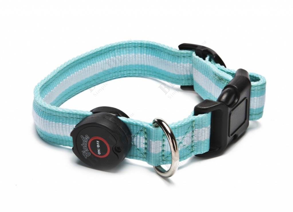 Ошейник для собак светодиодный, s (led dog collar)
