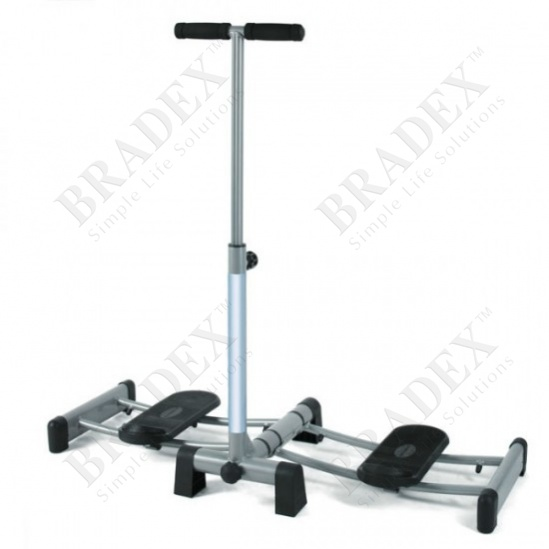 Тренажер для мышц ног, с роликовыми платформами «стройные ноги»/«leg magic»