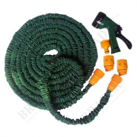 Шланг с лейкой «pocket hose ultra», 15 метров (pocket hose ultra xhose 50 feet)