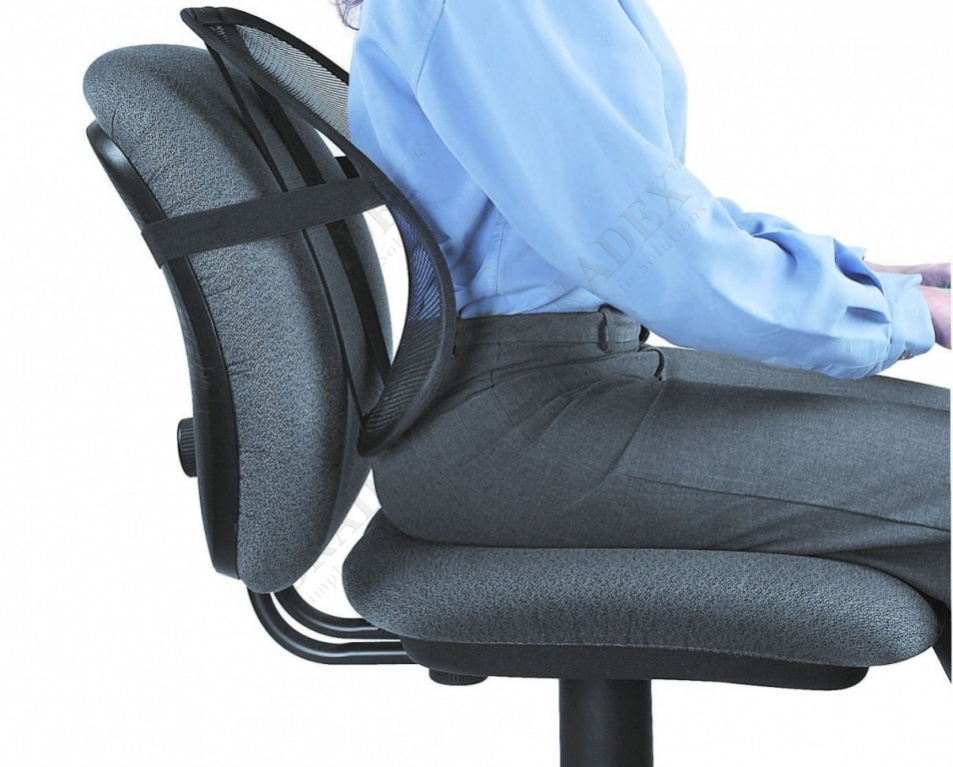 Корректор поясничного отдела «офис-комфорт» (mesh back support)