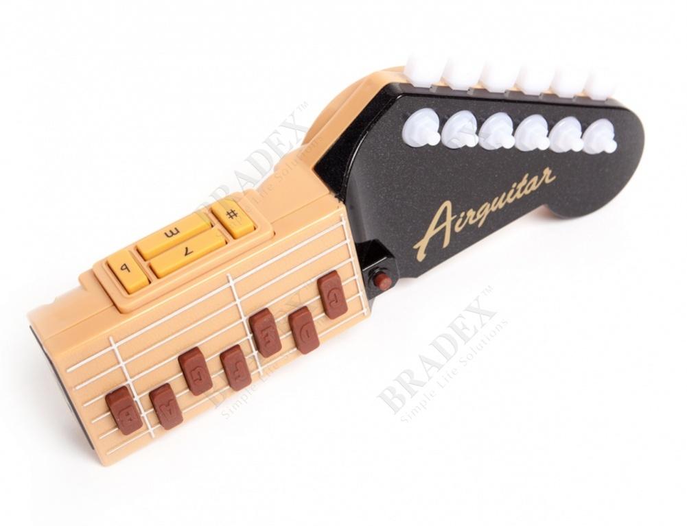 Гитара лазерная с подсветкой «бенд» (air guitar)