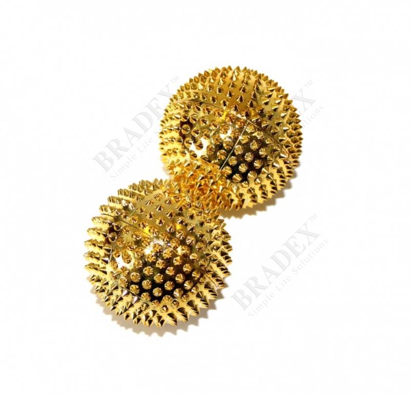 Шары для ручного массажа магнитные (spheres for manual massage the magnetic)
