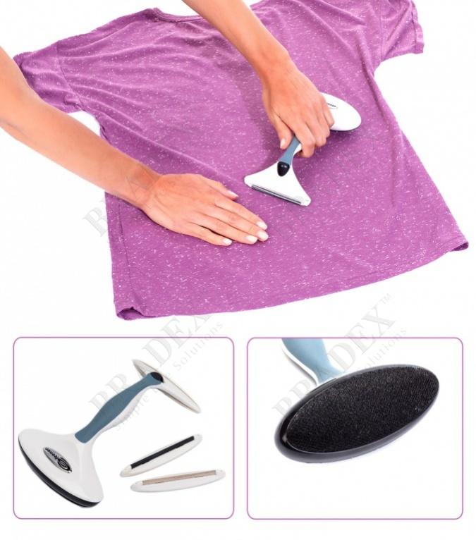 Набор щеток gleener для удаления шерсти и катышков (gleener fuzz remover)