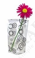 Ваза складная «камелия» (foldable vase)