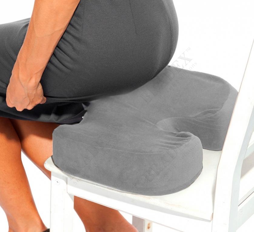 """Подушка для сидения, с """"памятью"""" «подушка-сидушка про» (bottom reformulator cushion)"""