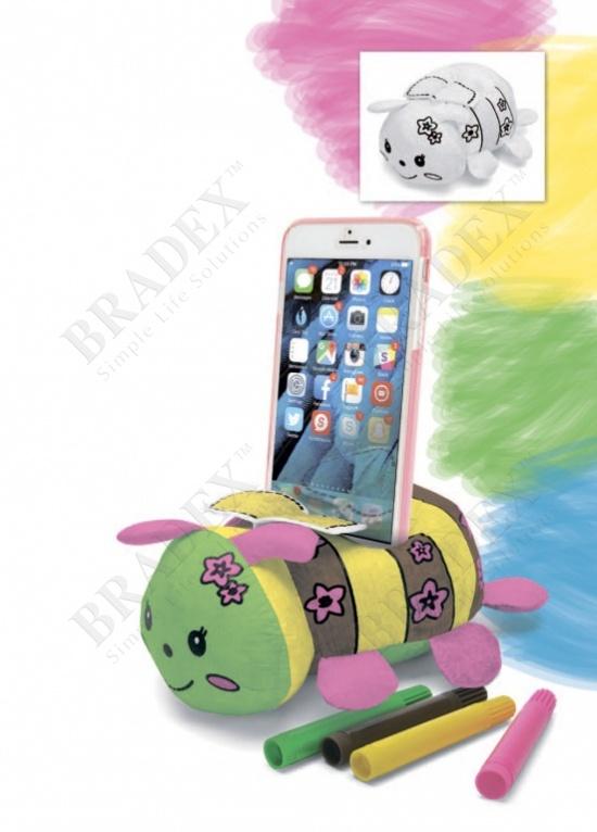 Набор для раскрашивания «подставка для телефона» (painting phone holder of tyvek material)