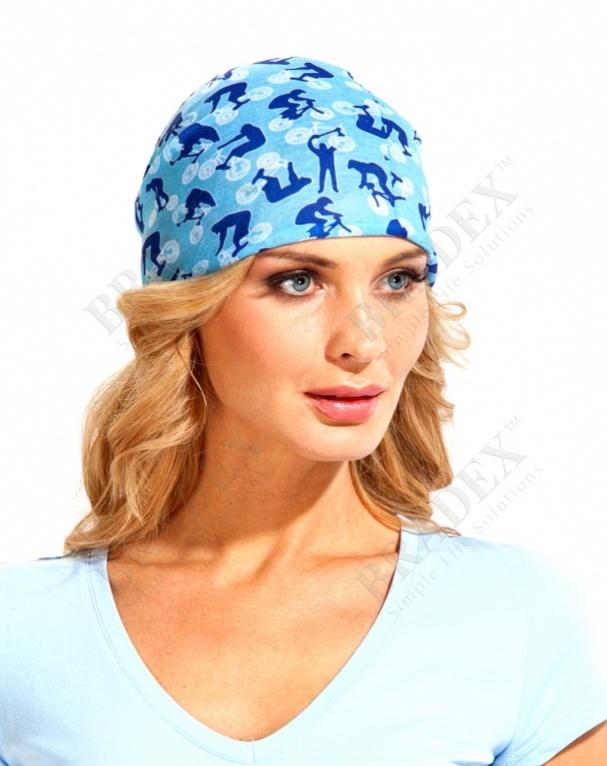 Бандана «бафф», голубая (buff headwear, blue)