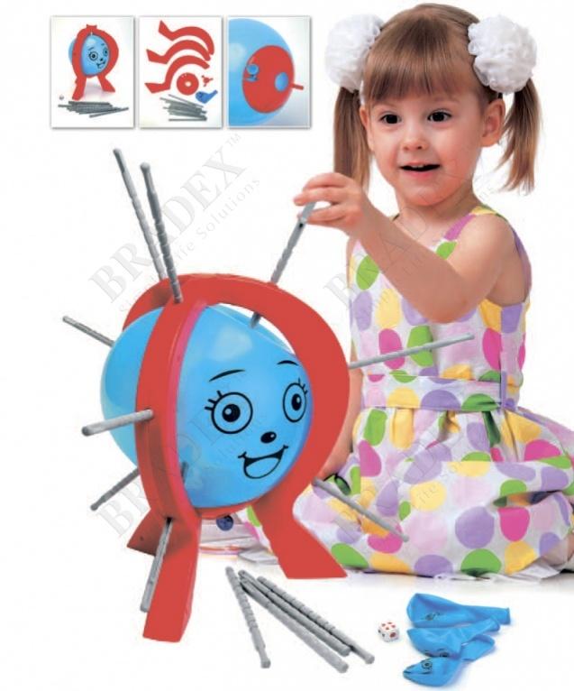 Игра «лопни шар» (boom boom baloon playgame)