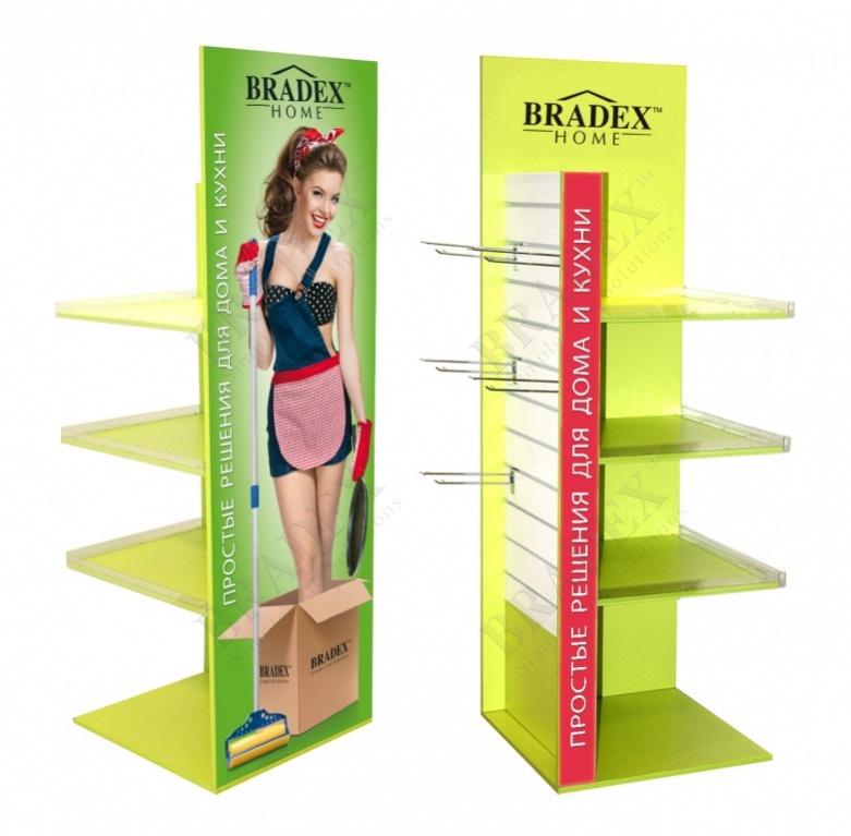 Фирменная стойка tm bradex товары для дома и кухни
