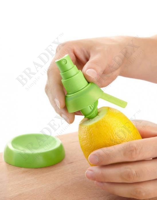 Насадки-пульверизаторы для извлечения сока из цитрусовых фруктов (citrus sprays with holder)