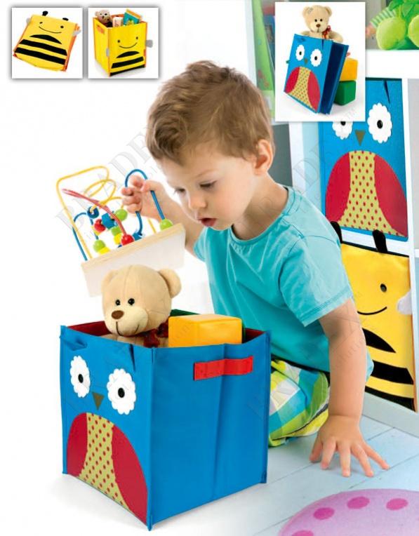Короб для хранения «пчелка» квадратная (storage box)