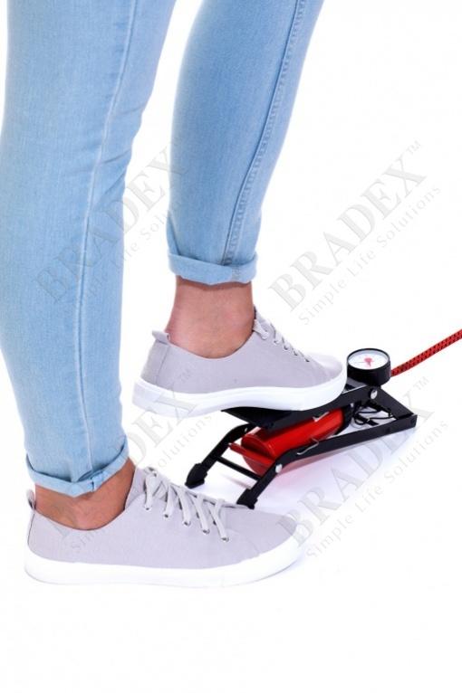 Носос ножной (foot pump)