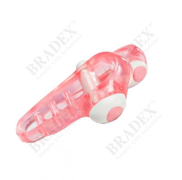 Средство массажное для пальцев ног на батарейках «счастливые пальчики плюс» (pampered toes)
