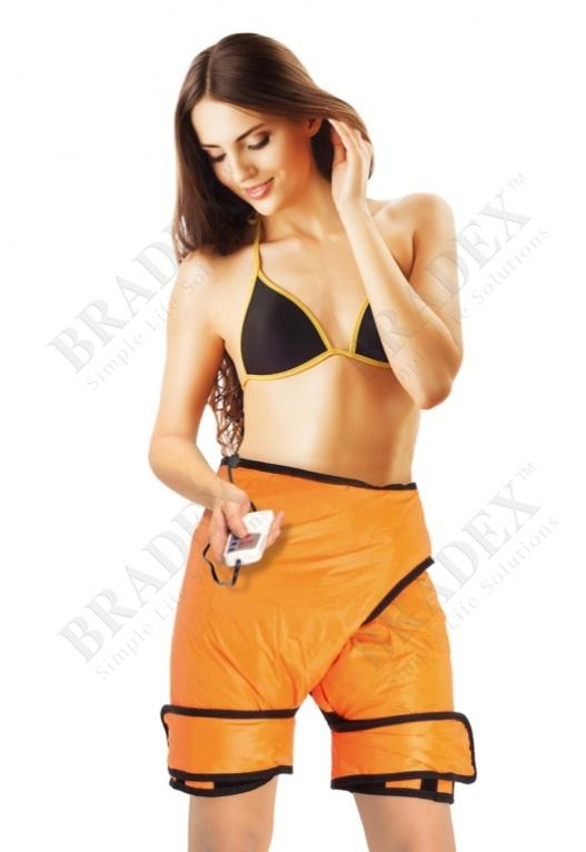 Шорты с эффектом сауны «малибу плюс» (sauna pants)