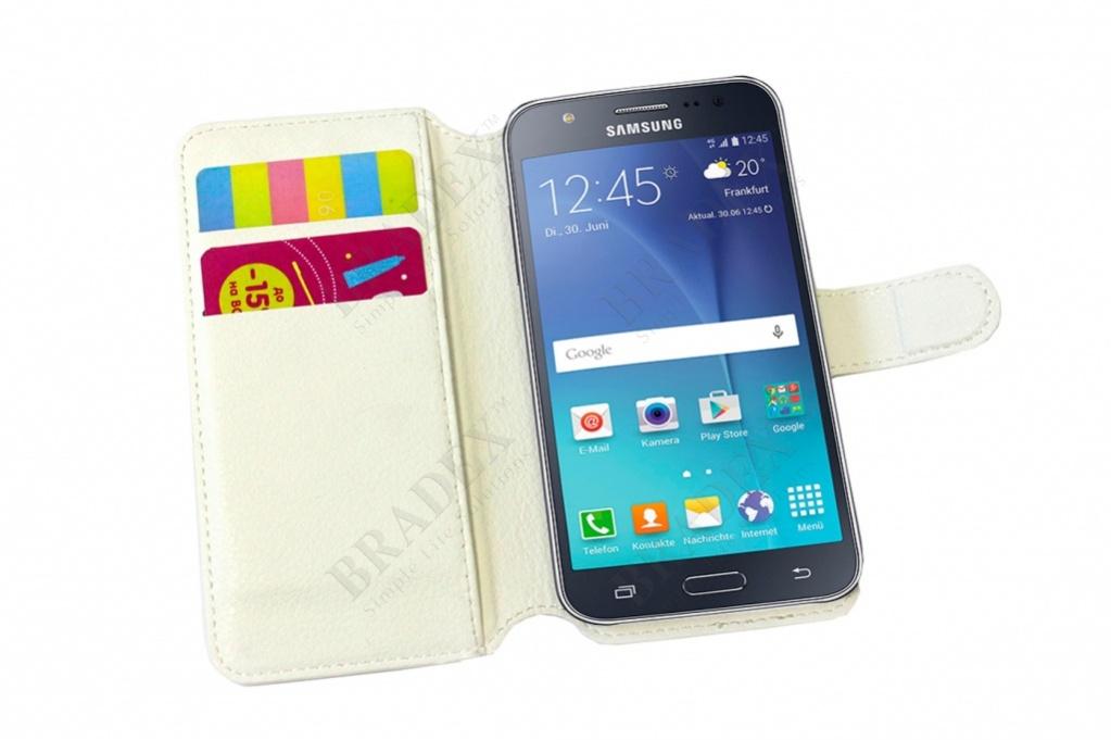 Чехол-книжка универсальный для телефона, белый 14*6,7 см (flip-open cover phone case, white, 14*6,7 cm)