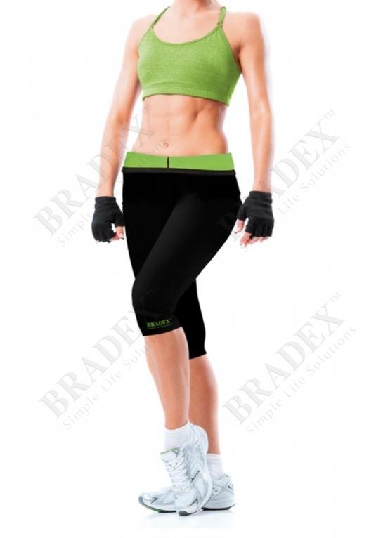 Леггинсы для похудения «body shaper» (xxxl) (hot shapers)