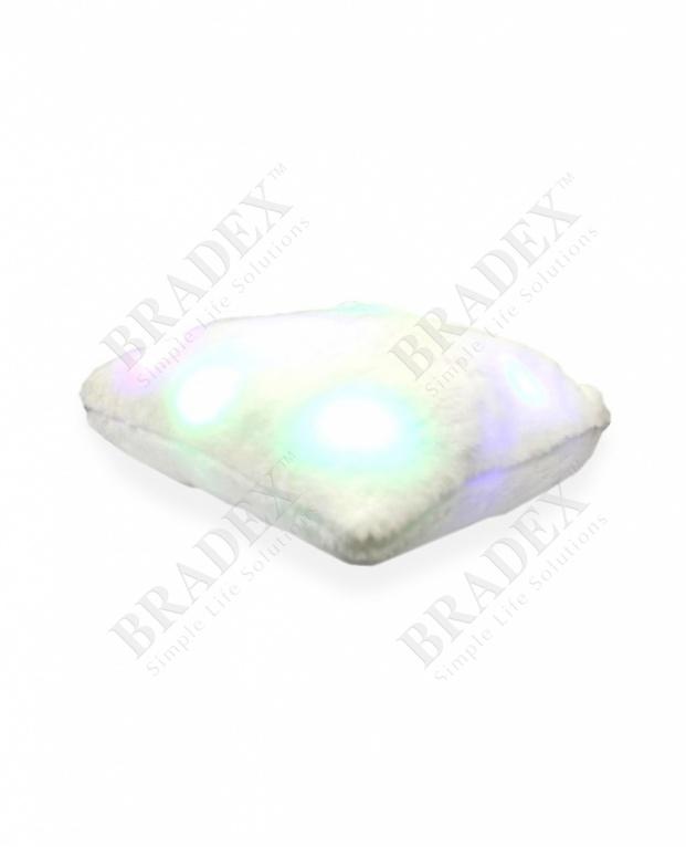 Подушка декоративная со светодиодами «млечный путь» (mood pillow)