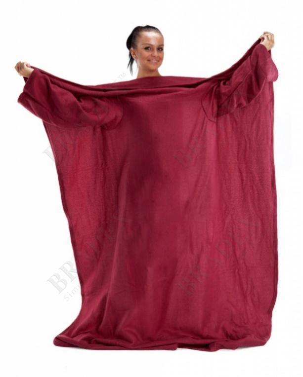 Одеяло с рукавами «уютная зима нью» (blanket with sleeves)