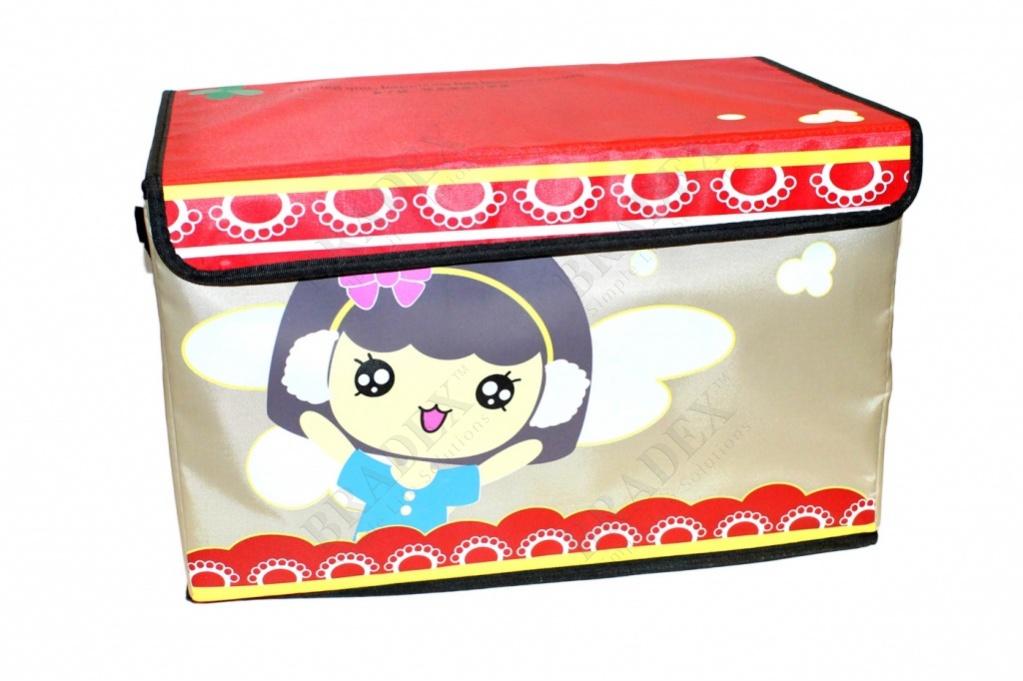 Короб для хранения «веселые облака» прямоугольная (storage box)